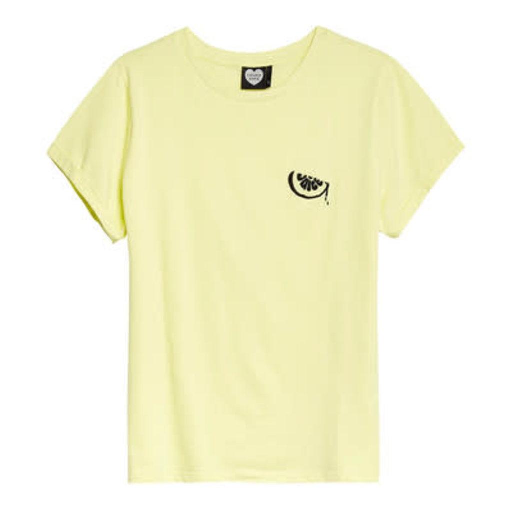 Catwalk Junkie Catwalk Junkie T-shirt Juicy Sap Green