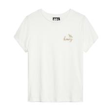 Catwalk Junkie Catwalk Junkie T-shirt Honey Bee Off White