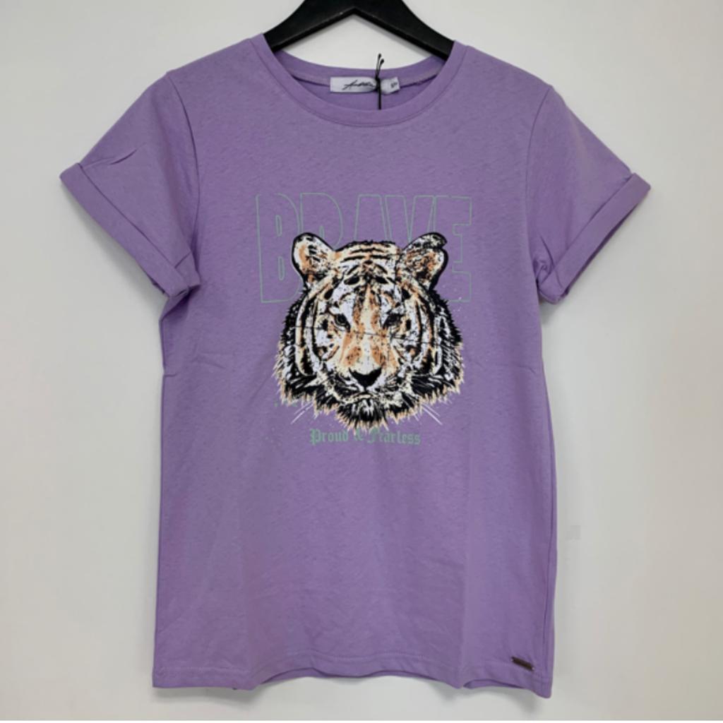 Ambika T-shirt Savage Lila