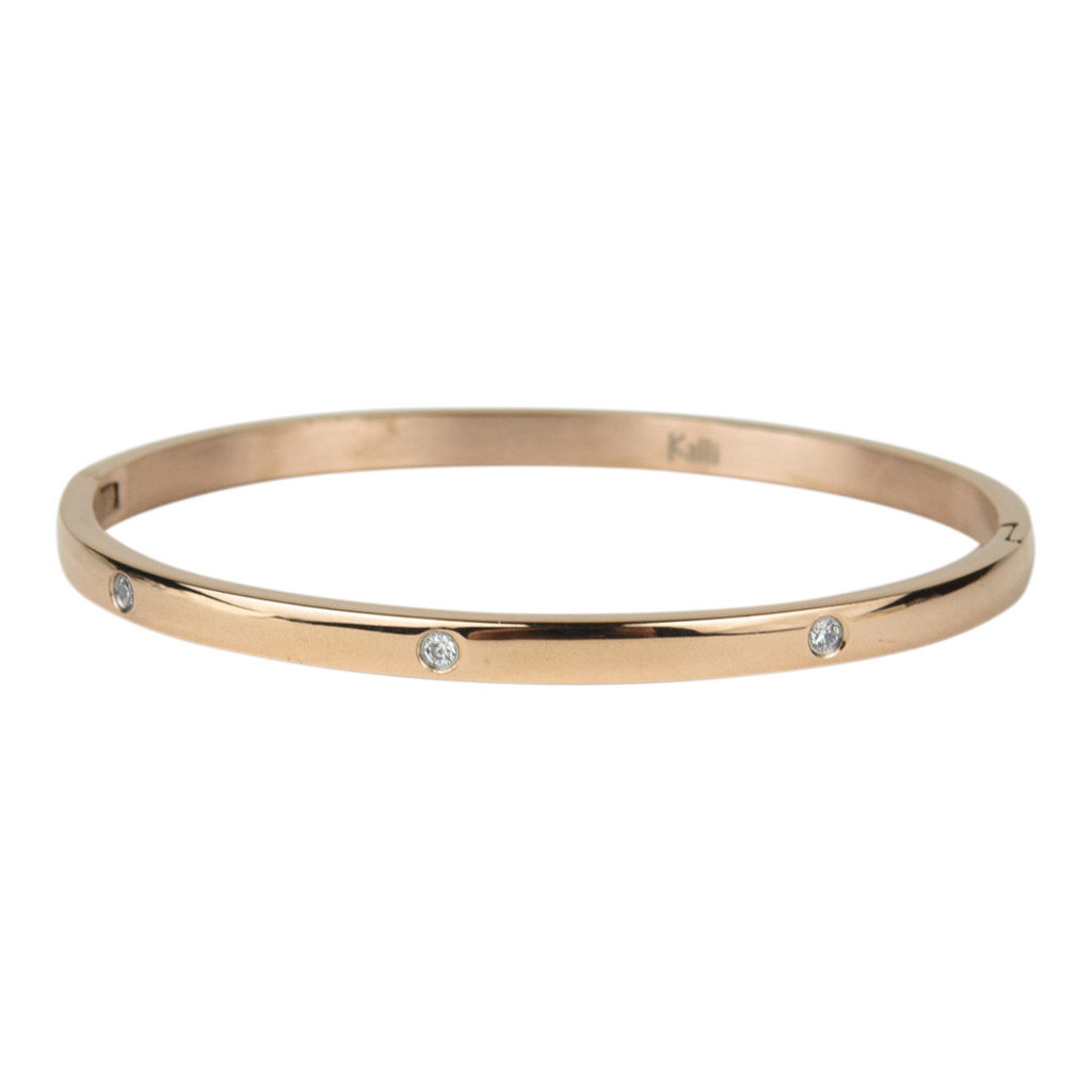 Kalli Kalli Bangle Crystals -2141R 4mm