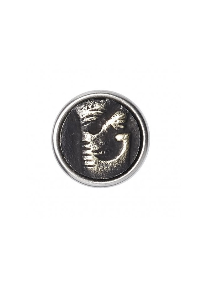 Noosa Chunk Petite 12.03 Coins Xerxes