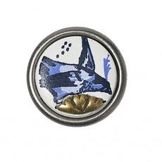 Noosa Noosa Chunk Petite 18.04 Delft Blue Kakiemon