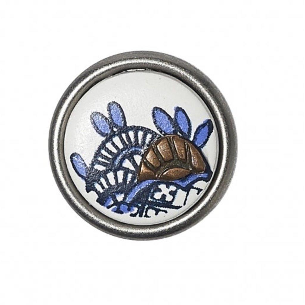 Noosa Noosa Chunk Petite 18.01 Delft Blue Wanli