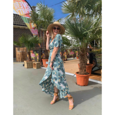 Catwalk Junkie Catwalk Junkie jurk Pastel Paradiso