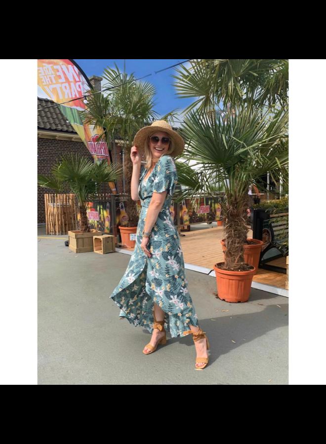 Catwalk Junkie jurk Pastel Paradiso
