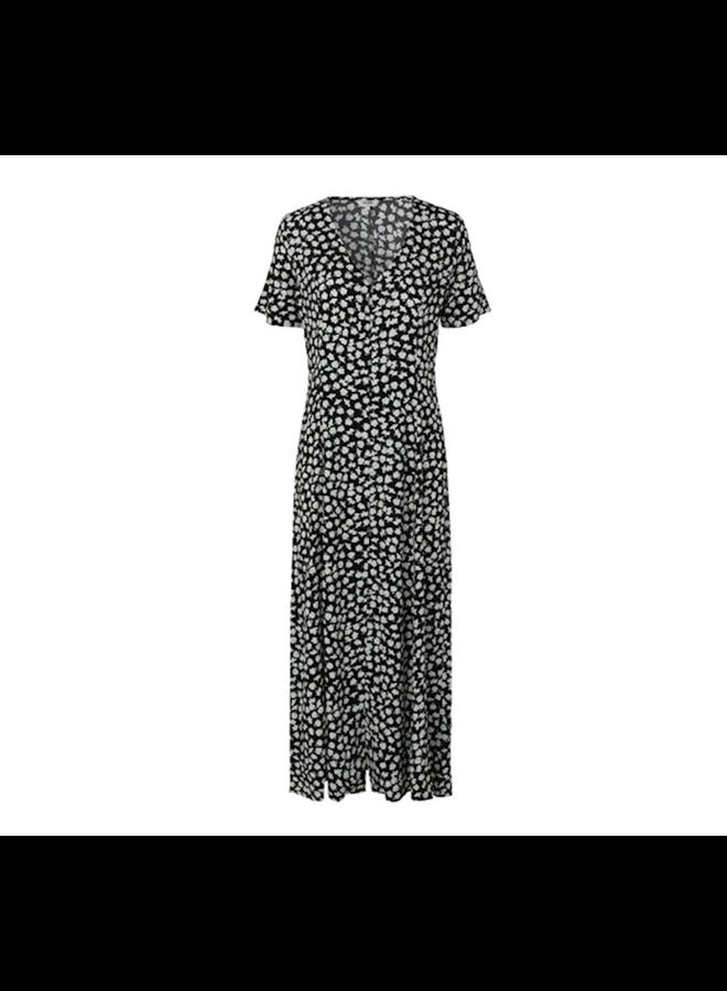 MbyM jurk Rossie Black Print