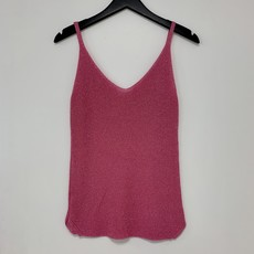 Ambika Ambika top Lurex Fuchsia One Size