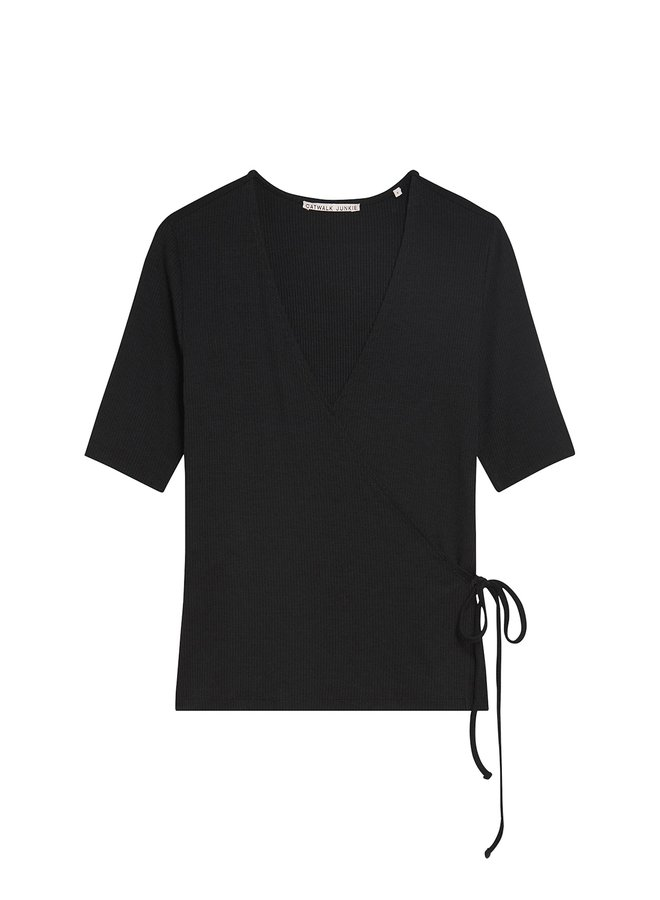 Catwalk Junkie T-shirt Grace Black