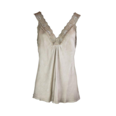 Typical Jill top Marion Lace Taupe