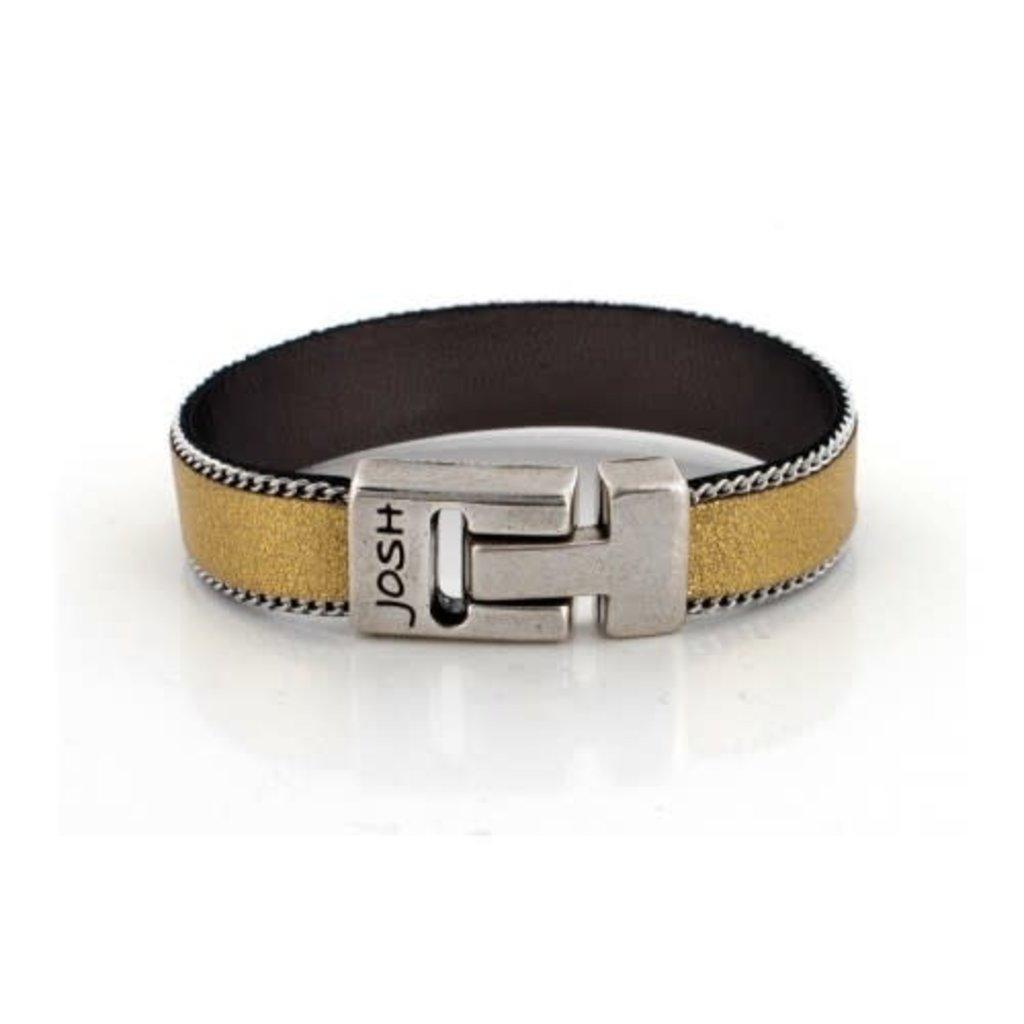 JOSH Josh armband 18225 Gold/Silver