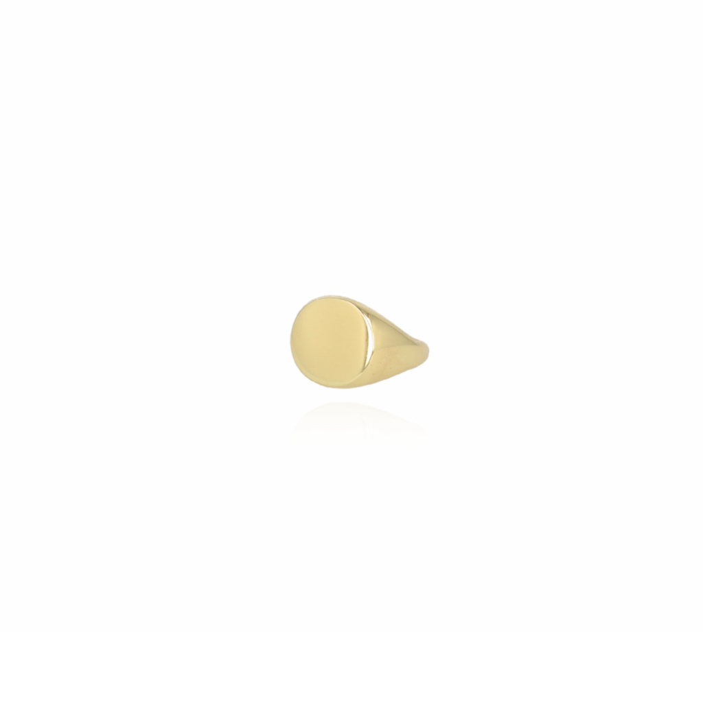 LOTT. Gioielli LOTT. Classic Collection ring Seal Oval Gold