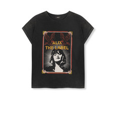 ALIX The Label ALIX The Label T-shirt Movie Black