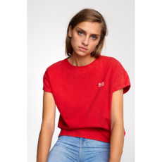 ALIX The Label ALIX The Label T-shirt On Tour Warm Red