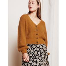 Fabienne Chapot Fabienne Chapot vest Starry Mustard