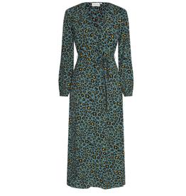Fabienne Chapot Fabienne Chapot jurk Isabella Garden Leopard