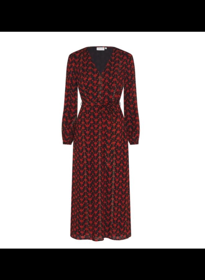 Fabienne Chapot jurk Isabella Rusty Rosebut