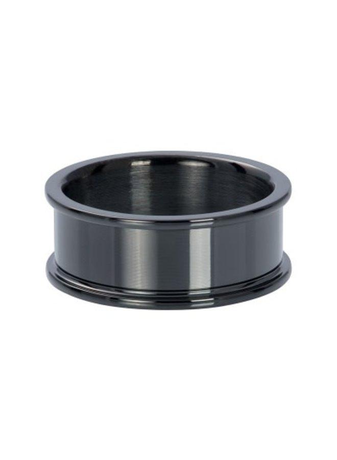 iXXXi basisring 8 mm Black