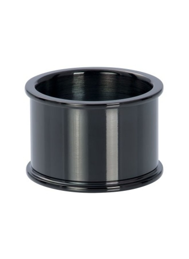 iXXXi basisring 14 mm Black