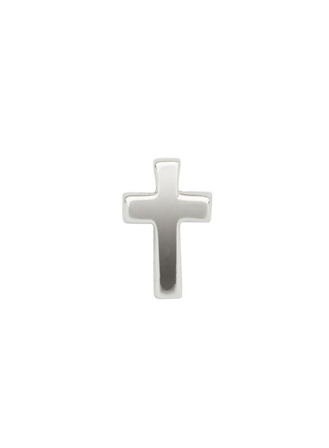 Imotionals Symbol hanger 2 Kruis Silver