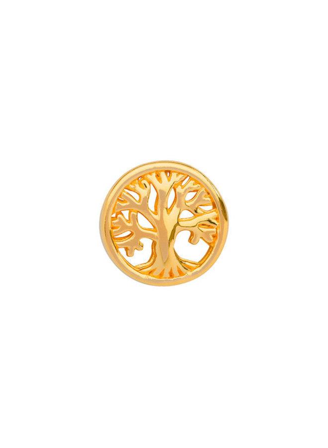 Imotionals Symbol hanger 17 Levensboom Gold Plated