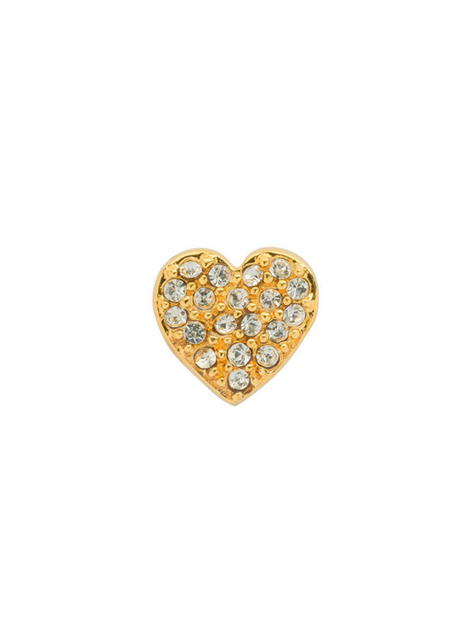 Imotionals Symbol hanger 12 Hart Crystal Gold Plated