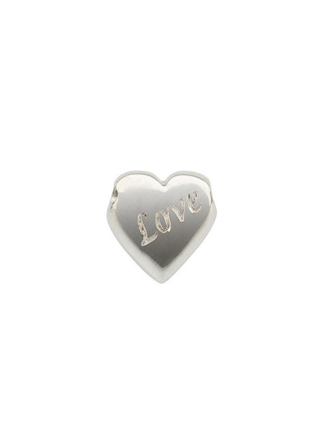 Imotionals Symbol hanger 10 Hart Love Silver