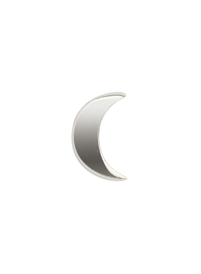 Imotionals Symbol hanger 35 Halve Maan Silver