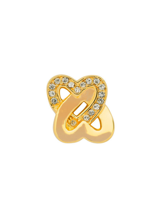 Imotionals Symbol hanger 33 Struggling Hearts Gold Plated