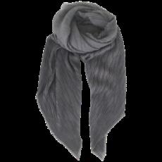 Black Colour Black Colour sjaal Noisy Grey