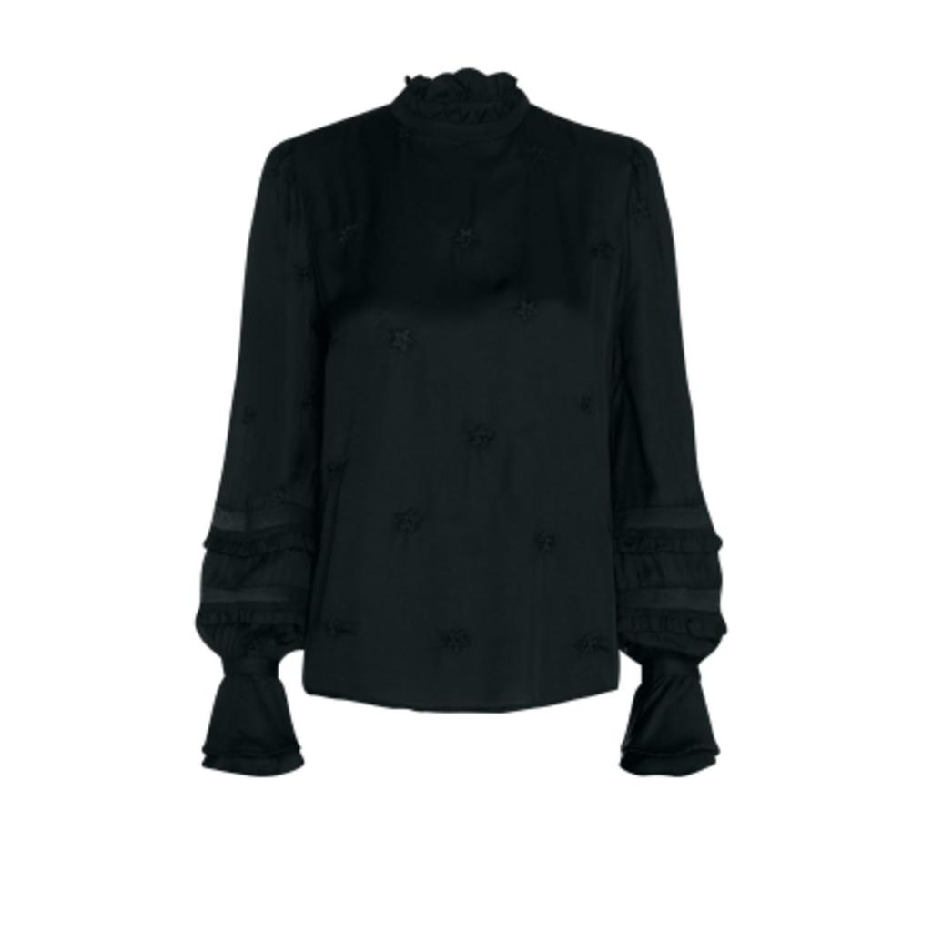 Fabienne Chapot Fabienne Chapot blouse Leo Black