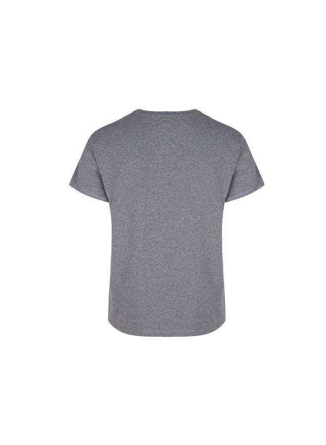 Ydence T-shirt True Gem Grey