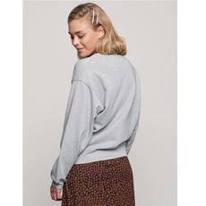 Catwalk Junkie Catwalk Junkie sweater Good Vibes Only Grey Melange