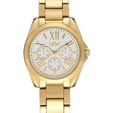 IKKI iKKi horloge Nova NV03 Gold/Silver