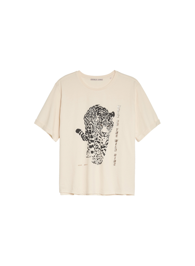 Catwalk Junkie T-shirt Hunting White Sand