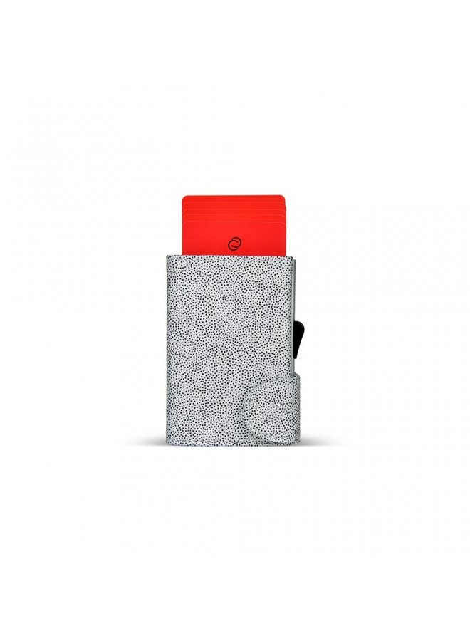 C-Secure Wallet Fashion Silver