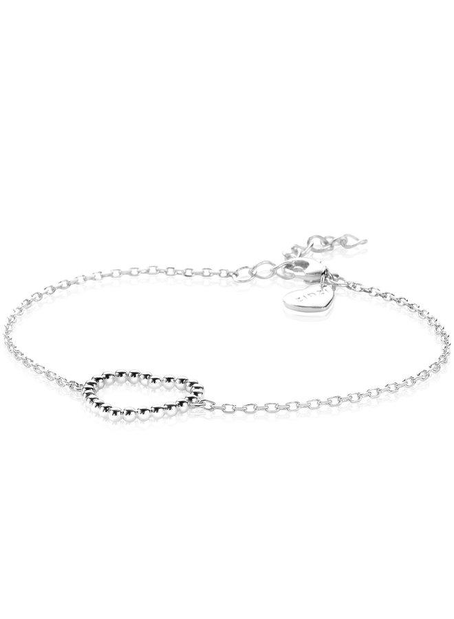 Zinzi armband ZIA2047 zilver