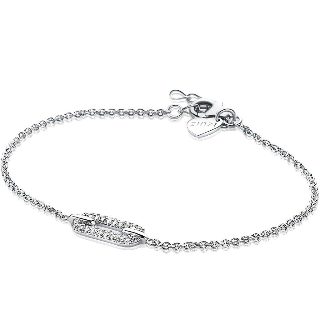 Zinzi Zinzi armband ZIA1894 zilver