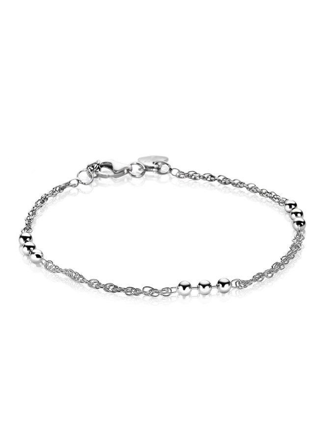 Zinzi armband ZIA1422 zilver