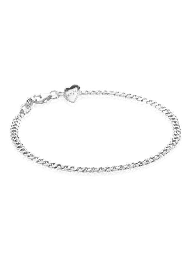 Zinzi armband ZIA1418 zilver