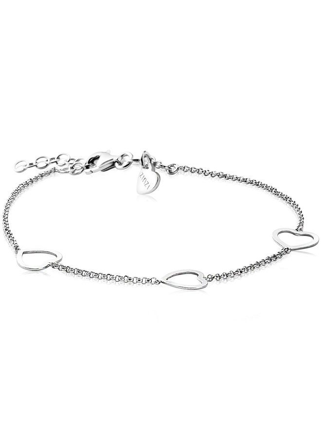 Zinzi armband ZIA1188 zilver
