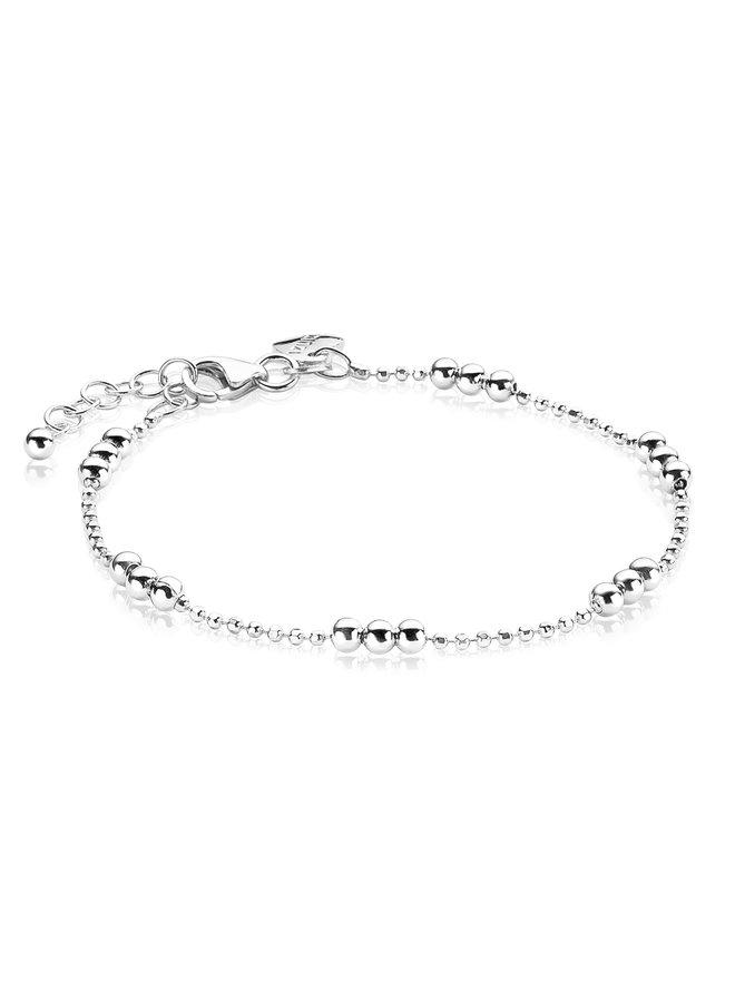 Zinzi armband ZIA1647 zilver
