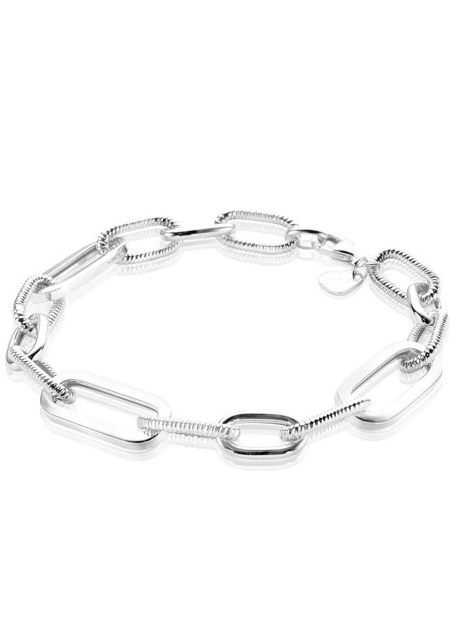 Zinzi armband ZIA2042 zilver