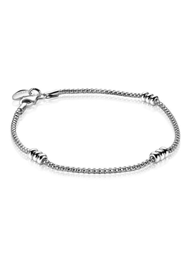 Zinzi armband ZIA1421 zilver