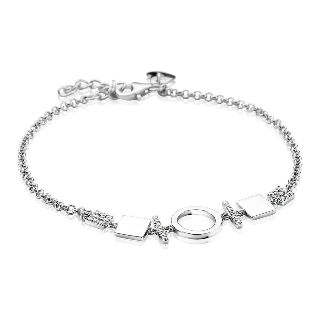 Zinzi Zinzi armband ZIA1565 zilver