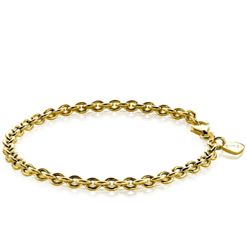 Zinzi Zinzi armband ZIA1153 goud verguld