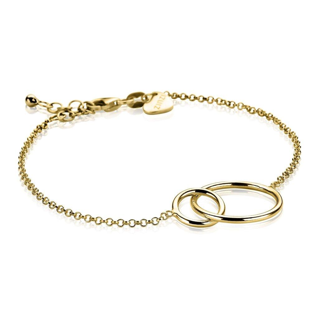 Zinzi Zinzi armband ZIA1278 goud verguld