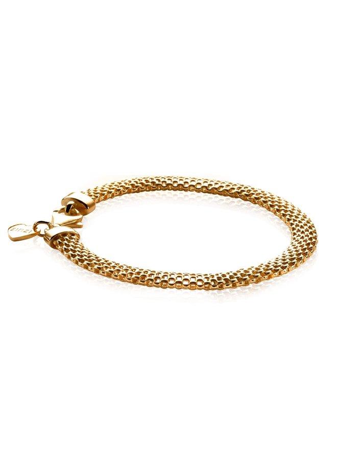 Zinzi armband ZIA879 goud verguld