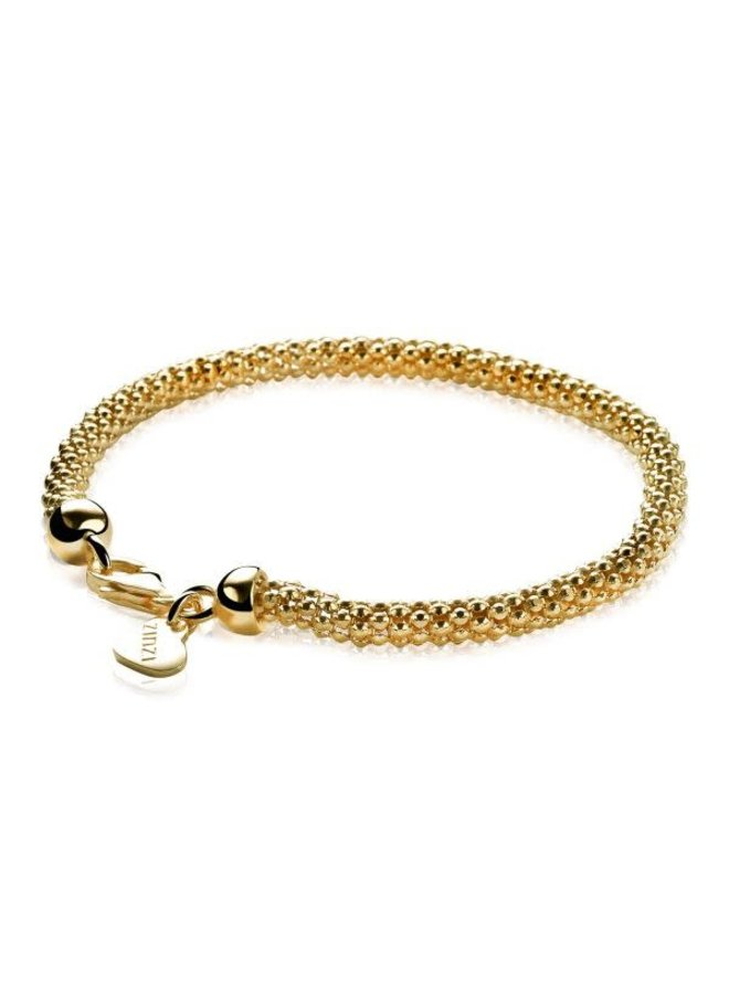 Zinzi armband ZIA1057 goud verguld