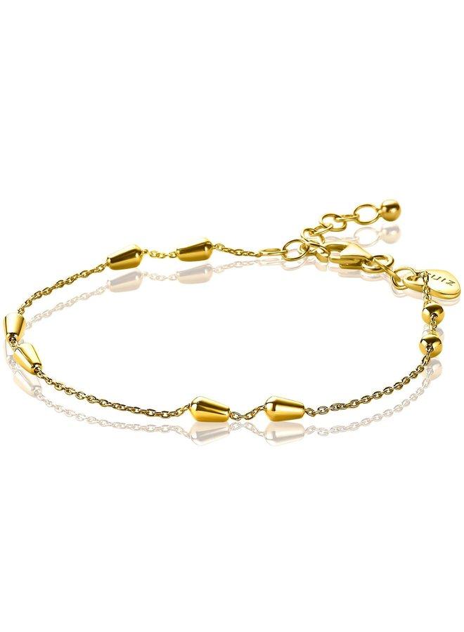 Zinzi armband ZIA1910 goud verguld