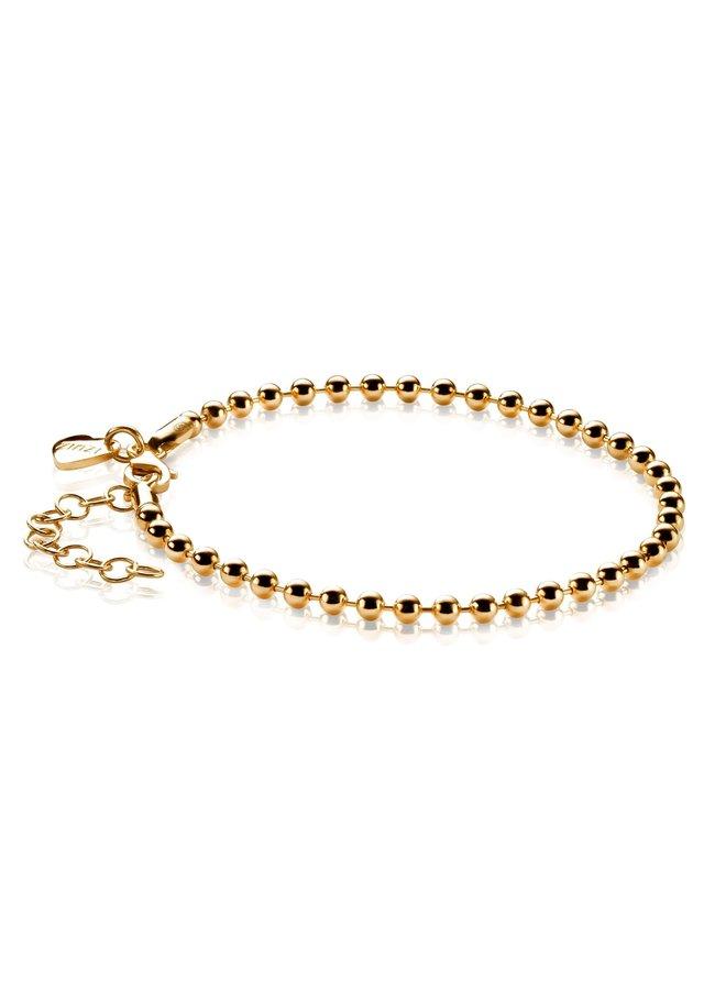 Zinzi armband ZIA1127 goud verguld